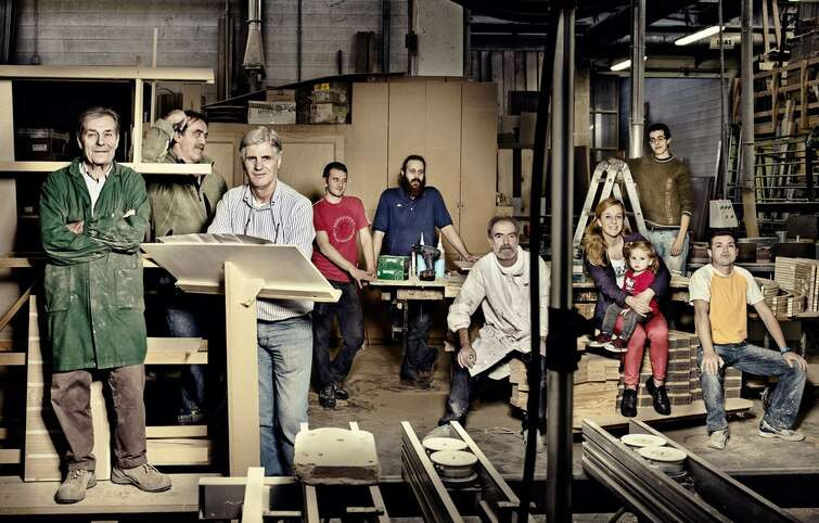 Decorative: Family business